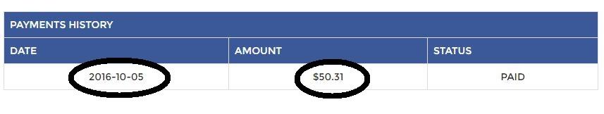 اثبات دفع بــ 50 دولار على بايونير من عملاق الرفع العربي up-4ever 777382881