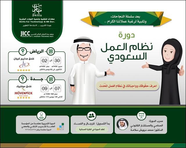اعرف حقوقك وواجباتك نظام العمل السعودي المُحدَّث