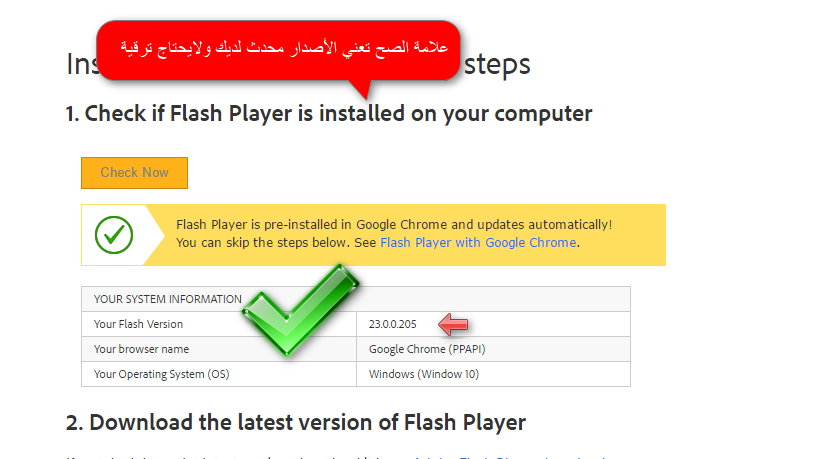 ║ Adobe Flash Player ║ ║ Version 23.0.0.205 ║ 2016 965224937.png