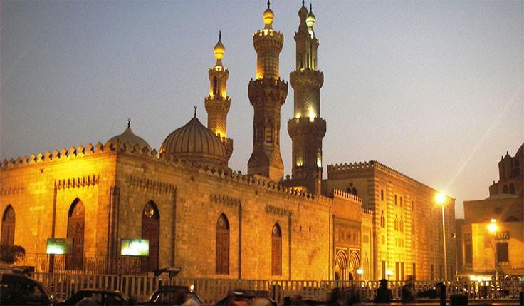خروجة فى القاهرة