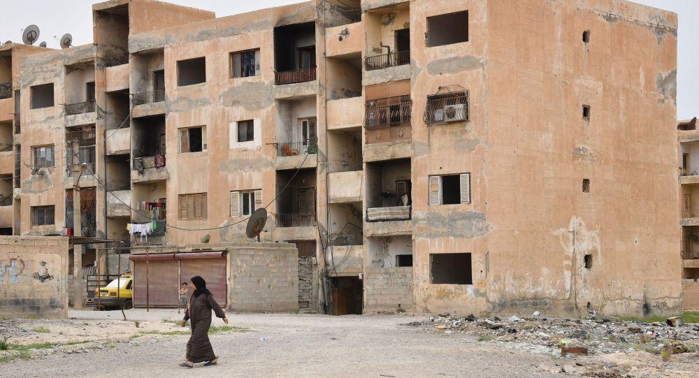 الخدعة التي تقوم بها الولايات المتحدة لبدء حربا ثانية في سوريا