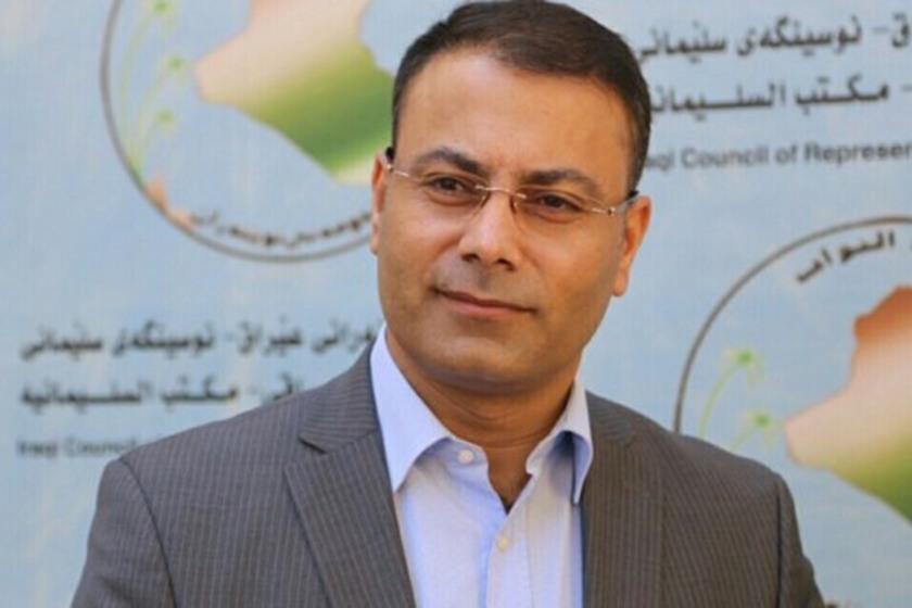 النائب هوشيار عبد الله ينتقد حكومة بغداد إعلان النصرعلى تنظيم داعش
