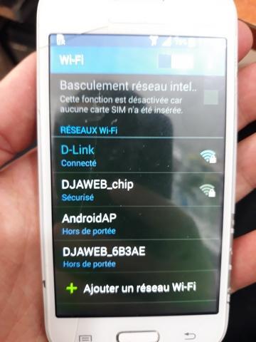 samsung G350e wifi problem