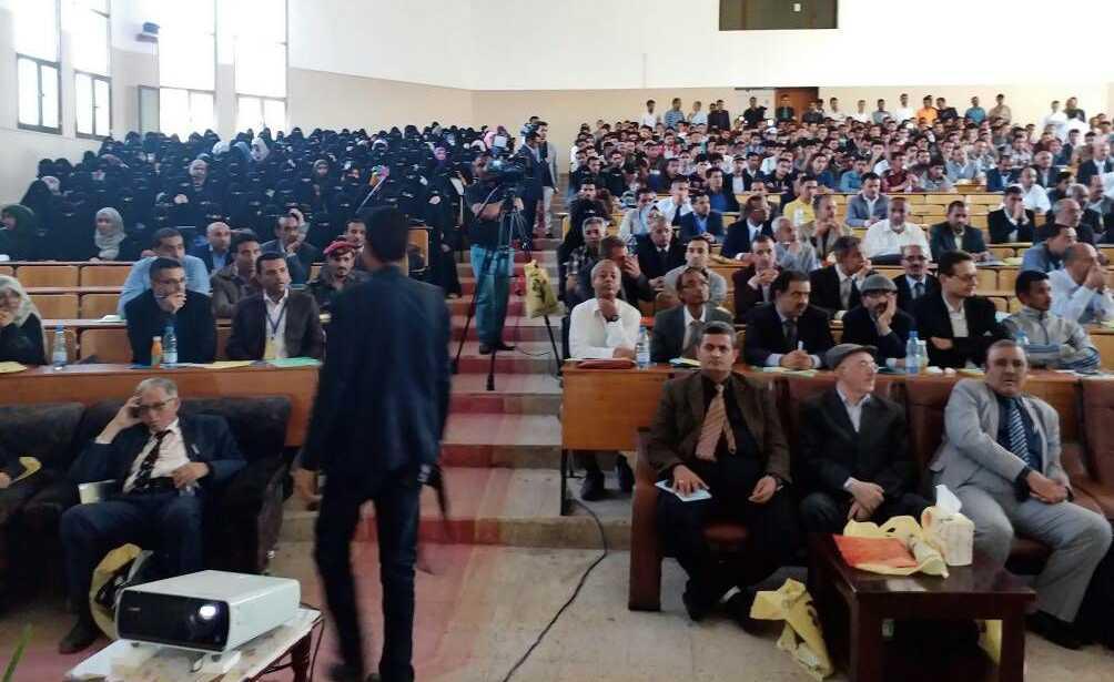 جامعة صنعاء اليمنية  تنتقل من الإختبارات  الورقية إلى الألكترونية