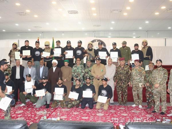 الكفيل الاكاديمية الأولى في العراق المعترف بها من قبل  أكاديمية الأمن الوطني الأوروبي