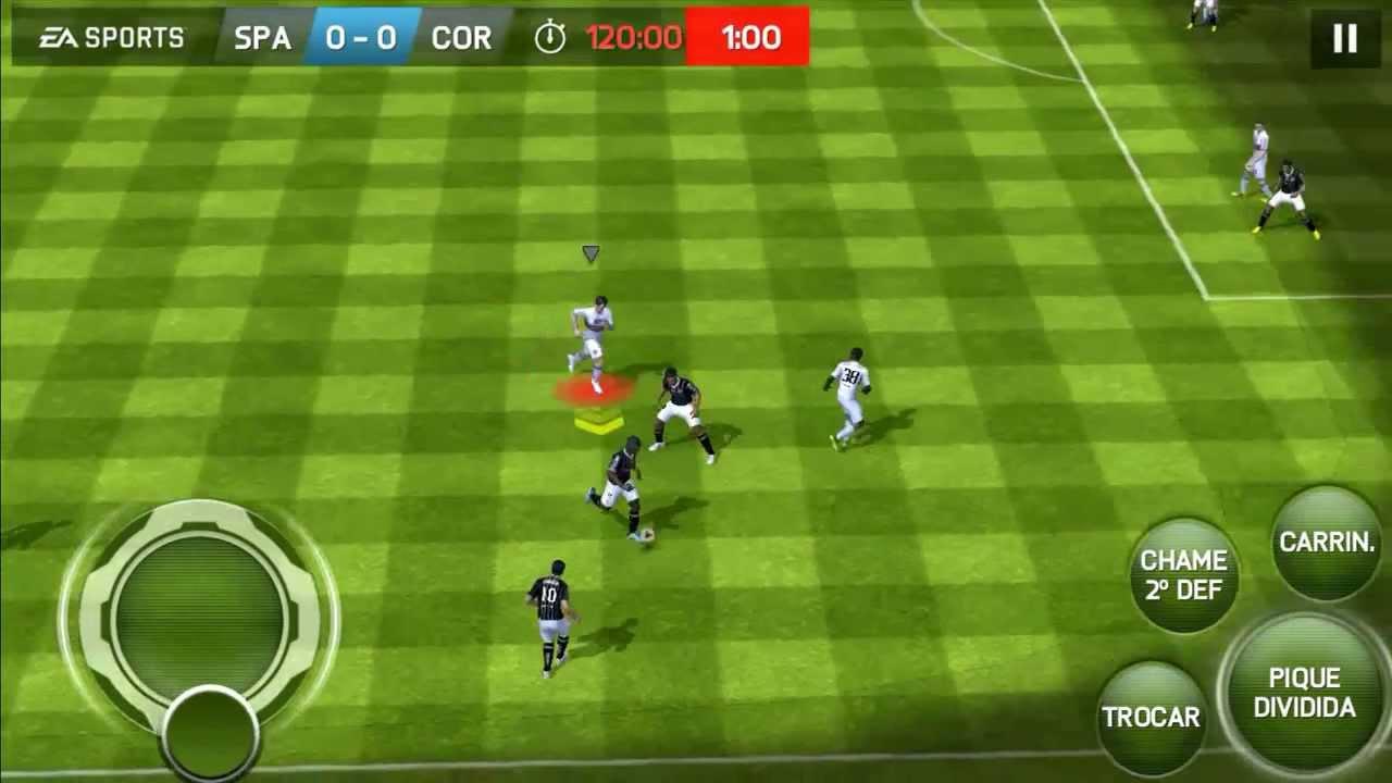 تحميل أفضل لعبة كرة قدم للاندرويد FIFA 14 693938072