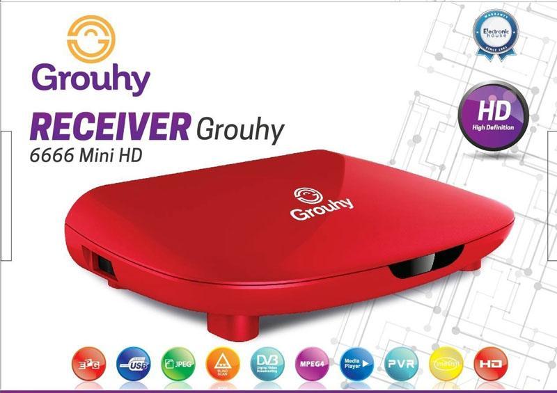 الاصدار 12260 لموديلات GROUHY-6666 - HelyoTech- ومفاجئة الباقة الحمراء O.S.N وايضا باقة البين اسبورت 729341240