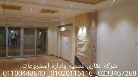 شركات الديكور في مصر (شركه عقاري 01020115116 ) 970163524