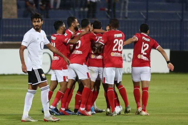 ملخص مباراة الاهلي والجونة 4 0 الدوري المصري كورة شوت